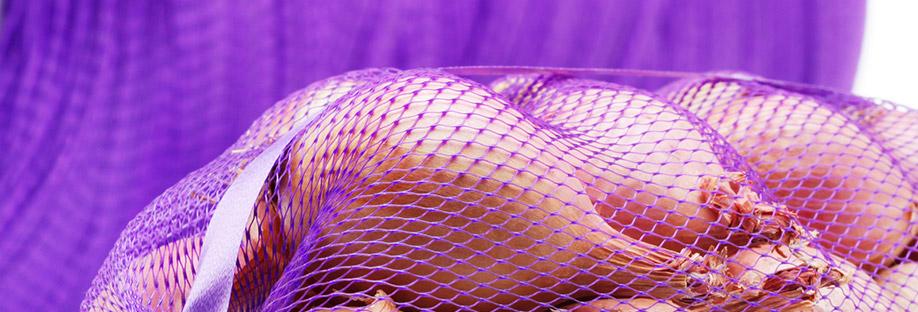 Leistungen, Folien, extrudierte Netze